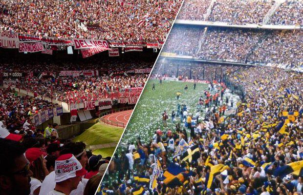 SuperClasico: quando il calcio entra negli annali sportivi